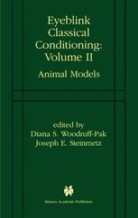 Eyeblink Classical Conditioning: Volume 2