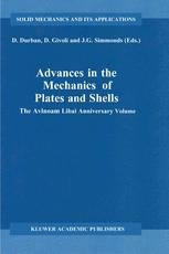 Advances in the Mechanics of Plates and Shells