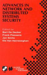 Advances in Network and Distributed Systems Security