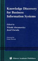 Knowledge Discovery for Business Information Systems