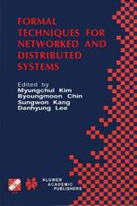 Formal Techniques for Networked and Distributed Systems