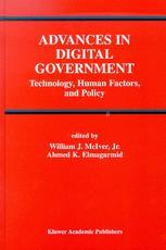 Advances in Digital Government