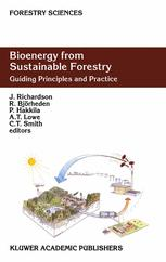 Bioenergy from Sustainable Forestry
