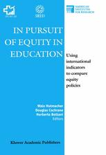 In Pursuit of Equity in Education