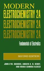 Modern Electrochemistry 2A
