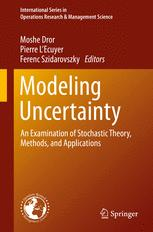 Modeling Uncertainty