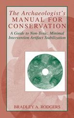 The Archaeologist's Manual for Conservation