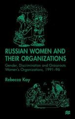 Russian Women and their Organizations