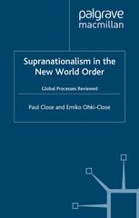 Supranationalism in the New World Order