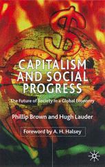 Capitalism and Social Progress