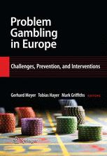 Problem Gambling in Europe