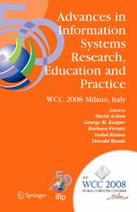 Advances in Information Systems Research, Education and Practice