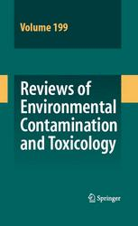 Reviews of Environmental Contamination and Toxicology Volume 199