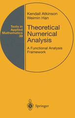 Theoretical Numerical Analysis