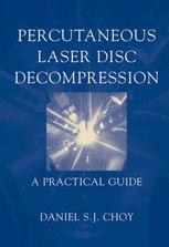 Percutaneous Laser Disc Decompression