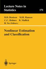 Nonlinear Estimation and Classification