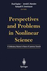 Perspectives and Problems in Nolinear Science