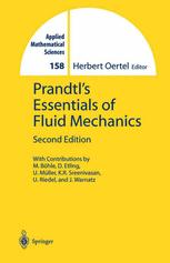 Prandtl's Essentials of Fluid Mechanics