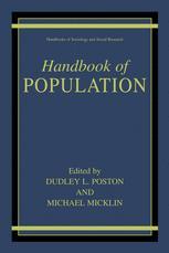 Handbook of Population