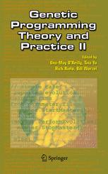 Genetic Programming Theory and Practice II