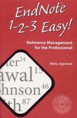 EndNote® 1-2-3 Easy!