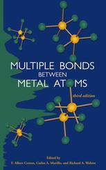 Multiple Bonds Between Metal Atoms