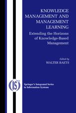 Knowledge Management and Management Learning