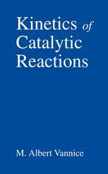 Kinetics of Catalytic Reactions