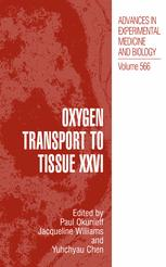 Oxygen Transport to Tissue XXVI