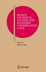Biased Technical Change and Economic Conservation Laws