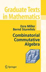 Combinatorial Commutative Algebra