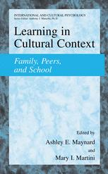 Learning in Cultural Context