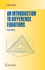 An Introduction to Difference Equations