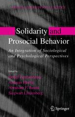 Solidarity and Prosocial Behavior