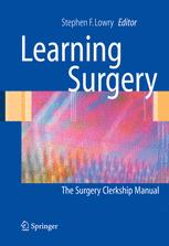 Learning Surgery