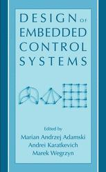 Design of Embedded Control Systems