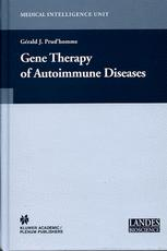 Gene Therapy of Autoimmune Diseases