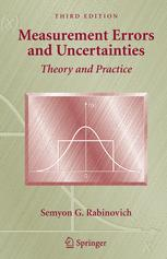 Measurement Errors and Uncertainties