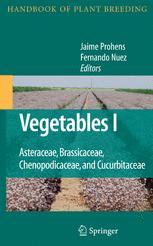 Vegetables I