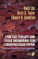 Stem Cell Therapy and Tissue Engineering for Cardiovascular Repair