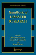 Handbook of Disaster Research