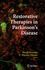 Restorative Therapies in Parkinson's Disease