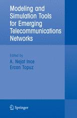 Modeling and Simulation Tools for Emerging Telecommunication Networks