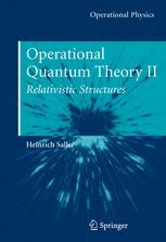 Operational Quantum Theory II