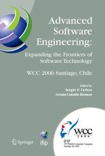 Advanced Software Engineering: Expanding the Frontiers of Software Technology