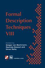 Formal Description Techniques VIII