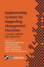 Implementing Systems for Supporting Management Decisions