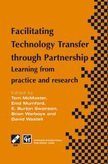 Facilitating Technology Transfer through Partnership