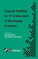 Capacity Building for IT in Education in Developing Countries