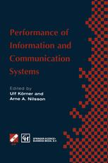 Performance of Information and Communication Systems